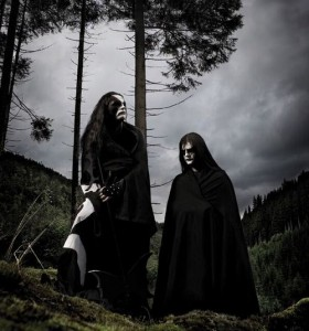 Immortal looking sweet as fuck down the woods