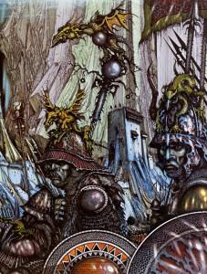 The Battle Of the Hornburg