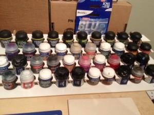 big paints
