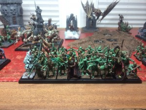 Zombies with Banshee and Necromancers.