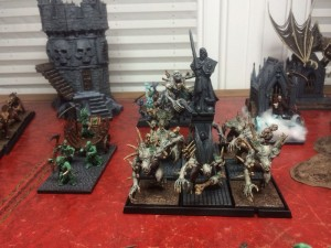 Crypt Horrors and Corpse Cart