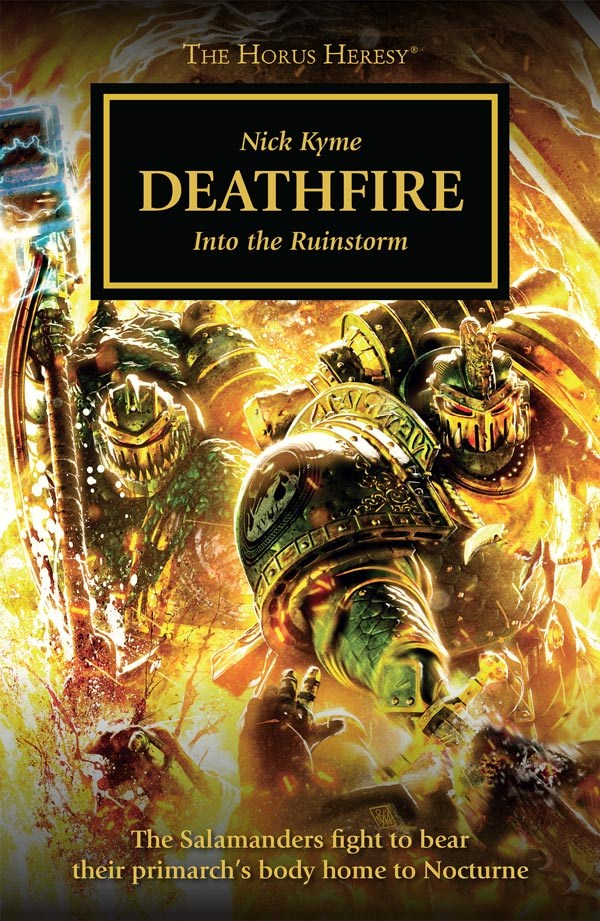 Deathfire-eBook