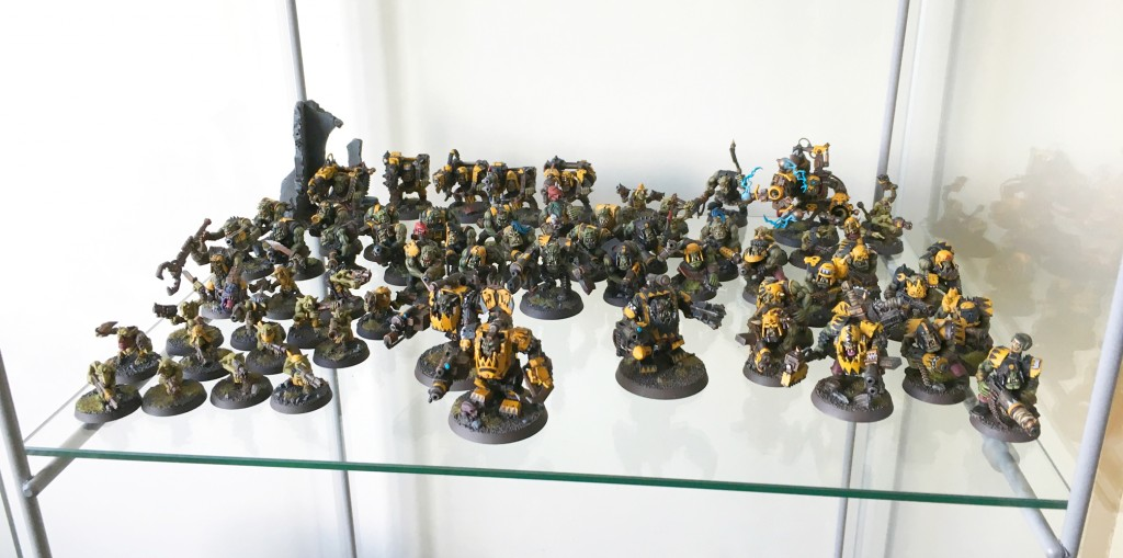 Bad moons army