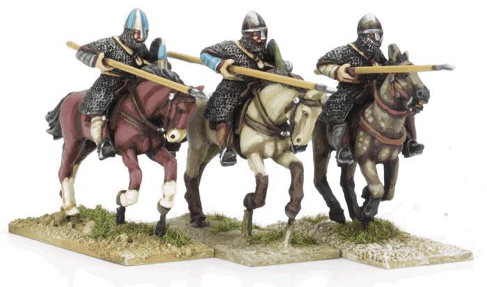 normans warriors in 28 mm