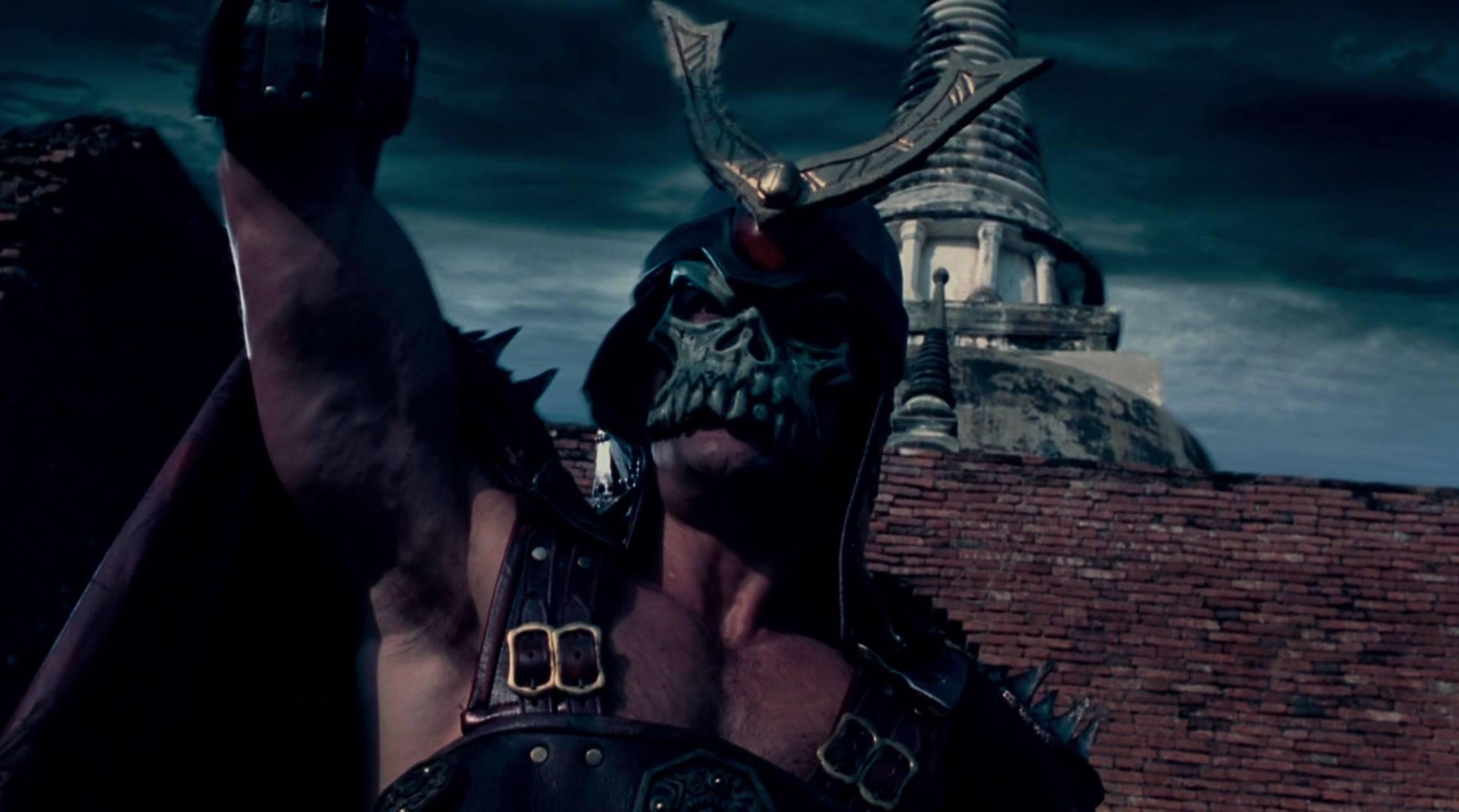 Mortal Kombat Mortal Kombat Annihilation The Old Switcheroo